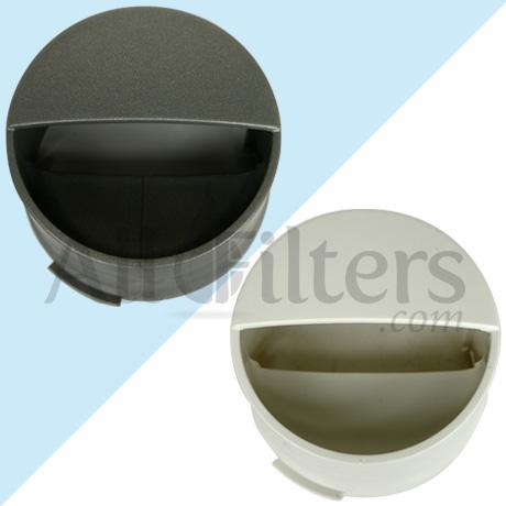 Refrigerator Water Filter Cap Silver Gray Amp Biscuit Cream