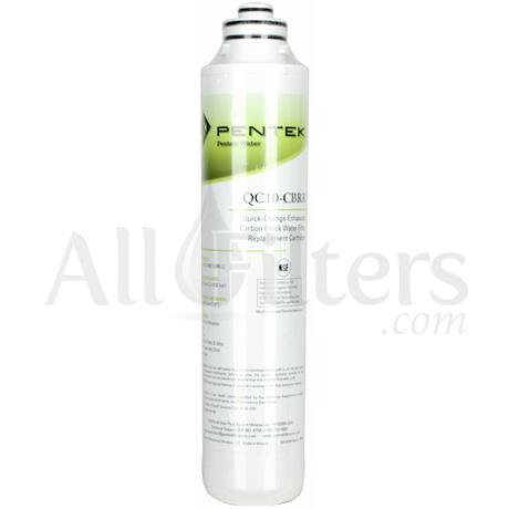Pentek Qc10 Cbrr Replacement Filter Only 21 99 23 99